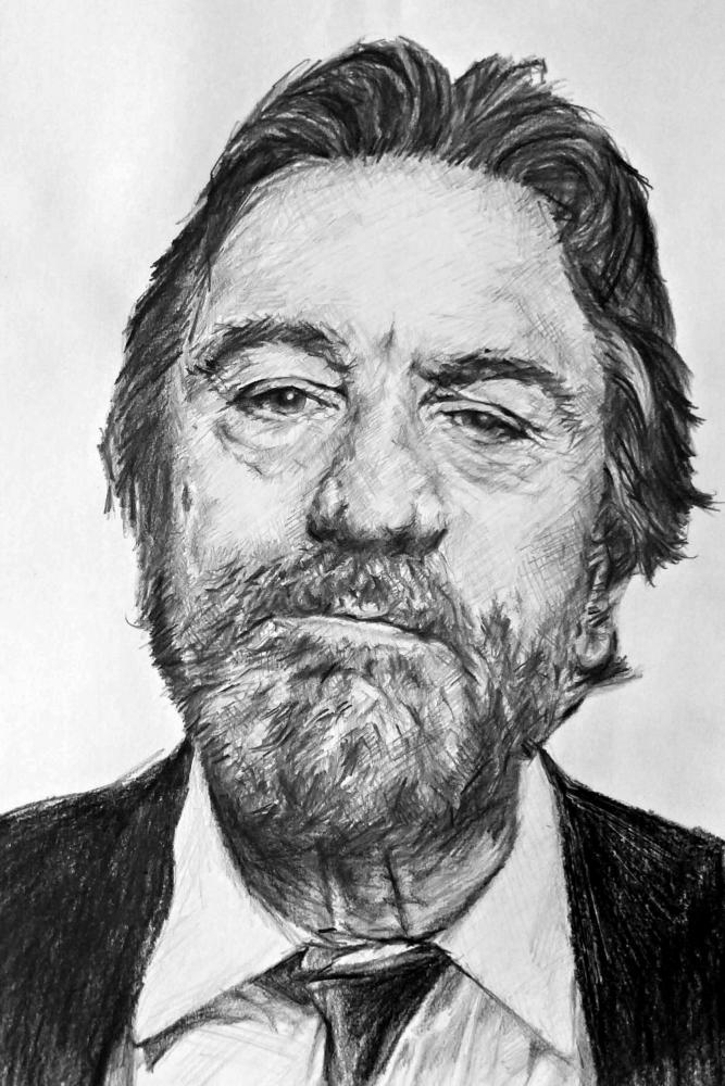 Robert De Niro by linshyhchyang